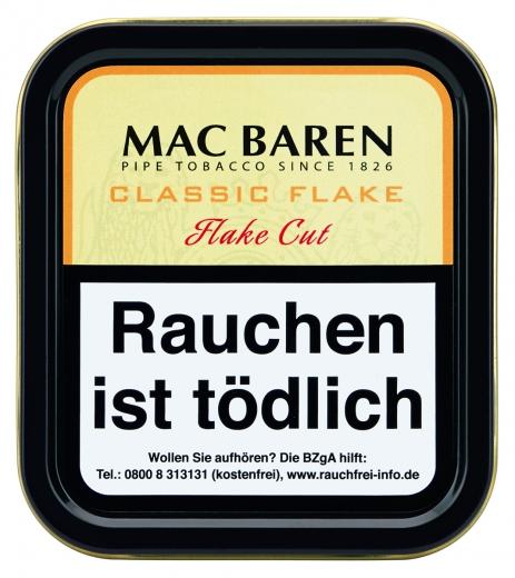 Mac Baren classic flake