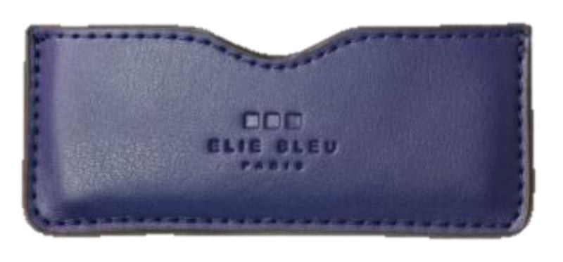 Elie Bleu Cutter Leather Case