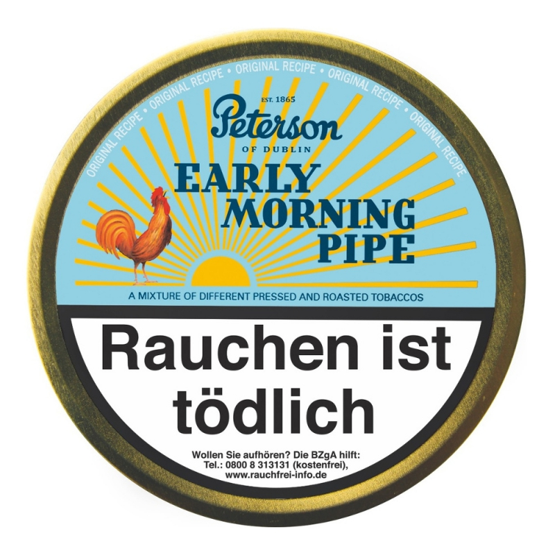Peterson - Early Mornig Pipe
