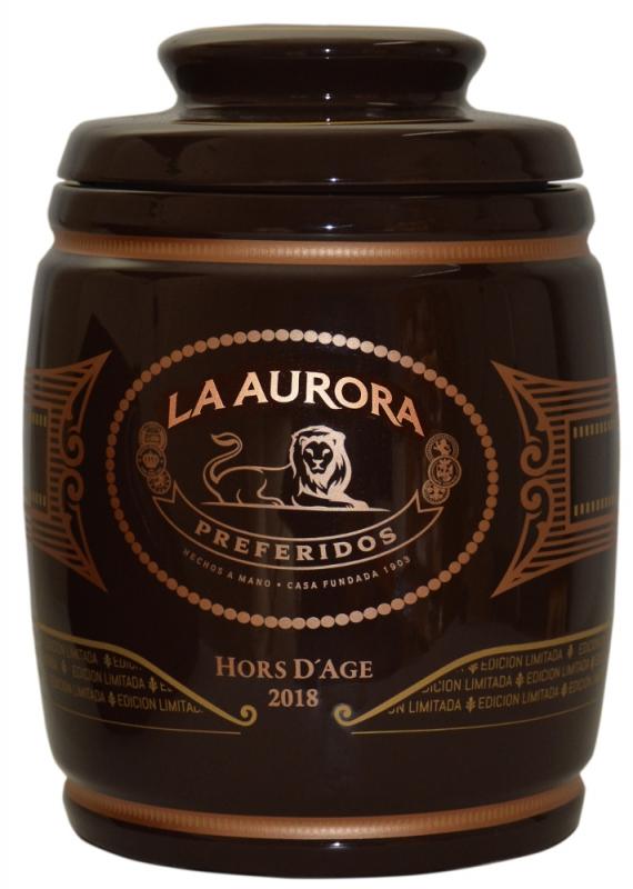 La Aurora Hors'D Age 2018 Gran Toro im Jar