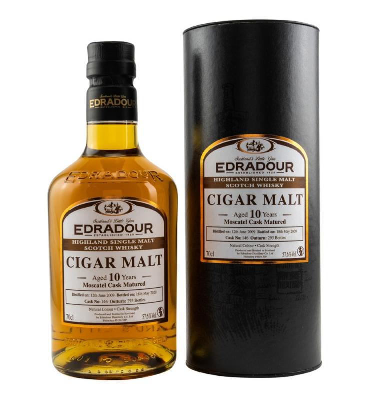 Edradour Cigar Malt