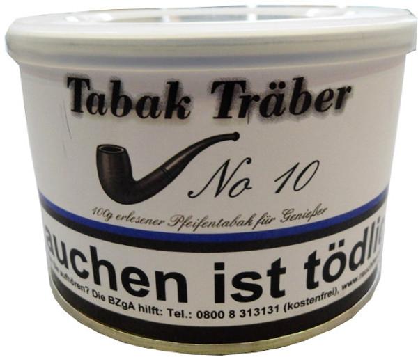 Tabak Träber No 10