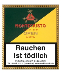 Montecristo Open Club