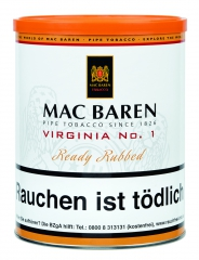 Mac Baren virginia No. 1