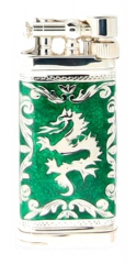 Sillems Old Boy Linea Epoque Dragon green