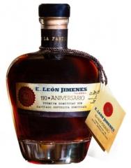 E. León Jimenes 110 Anniversario Rum