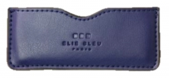 Elie Bleu Cutter Leather Case