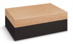 Zino Humidor Z80 Oak Black