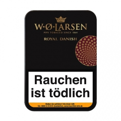 W.O.Larsen Royal Danish