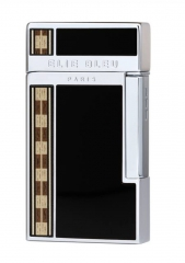 Elie Bleu J-14 Diamond Black with Alba inlay