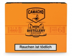Camacho Distillery Edition Connecticut Toro