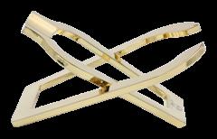 Rattrays Flat Fred Gold Pfeifenständer