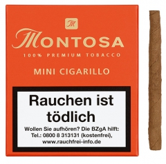 Montosa Mini Cigarillos