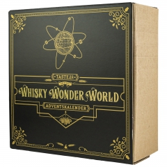 Whisky Wonder World advent calendar