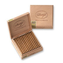 Davidoff Mini Cigarillos Gold