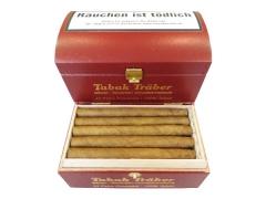 Tabak Traeber Feine Panatelas Sumatra