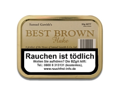 Gawith Best Brown Flake