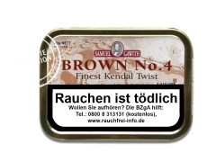 Gawith Brown No4