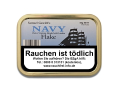 Gawith Navy Flake