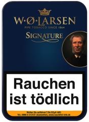 W.O.Larsen Signature